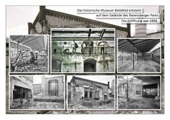 Baustelle Histor.Museum. Foto: info(at)kersten-hj(dot)de