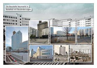 Neumarkt Bielefeld. Foto: info(at)kersten-hj(dot)de
