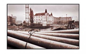 Bielefeld, am Bahnhof ...