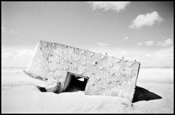 Fanoe DK, Reste von Bunkern WK2