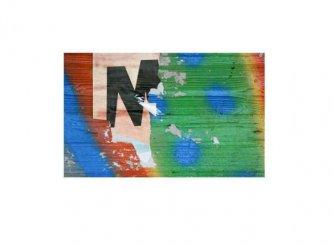 Buchstaben und Farben
