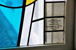 Kirchenfenster  1989